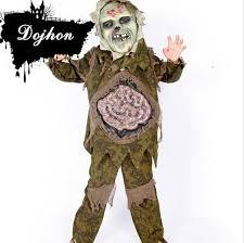 Zombie Halloween Costume Kids Compare Prices Zombie Halloween Costumes Boys