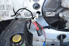 campervan 12v electrical system installation and wiring