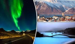travel deals iceland northern lights holiday in iceland see the northern lights blue lagoon and stokkur
