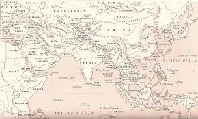 Map Of Monsoon Asia by Lessons From Robert Kaplan U0027s