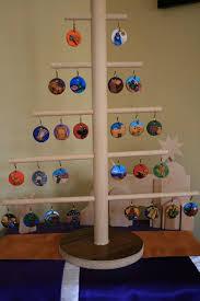 the tree and advent calendar ideas tree ornaments