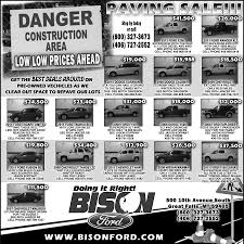 bison ford great falls bison ford