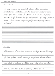 5th grade cursive worksheets free worksheets library download
