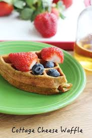 What To Add To Cottage Cheese by Cottage Cheese Waffle Recipe
