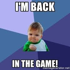 Meme Generator Game - i m back in the game success kid meme generator