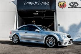 mercedes clk amg black series mercedes clk63 amg black series for sale in spain gtspirit