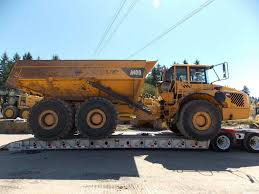 volvo highway tractor for sale 2007 volvo a40d off highway truck for sale 14 126 hours