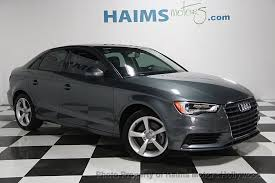 2015 audi a3 cost 2015 used audi a3 1 8t premium at haims motors serving fort