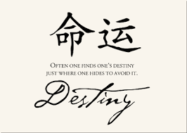 wedding quotes destiny often one finds one s destiny just where one hides to avoid it