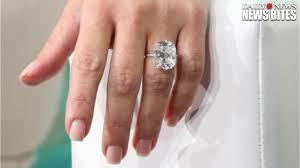 Kim Kardashian Wedding Ring by Kim Kardashian U0027s Insurance Claim Reveals Value Of Stolen Jewelry