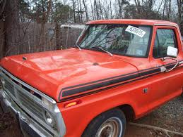 Old Ford Truck Beds - flashback f100 u0026 39 s new arrivals of whole trucks parts trucks