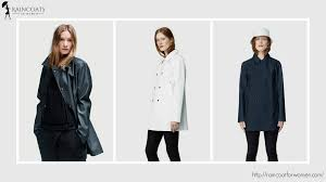 new waterproof pea coats for women stutterheim skeppsbron youtube