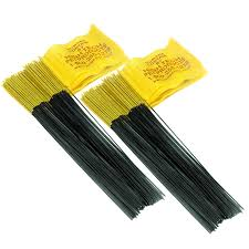 Plastic Flags Shop High Tech Pet Electric Fence Boundary Flags At Lowes Com