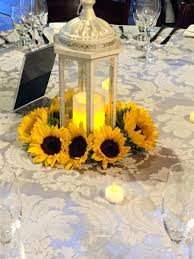 table centerpieces with sunflowers table centerpieces with sunflowers vintage vessels table