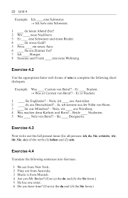 si e auto beline groupe 1 2 3 basic german a grammar and workbook