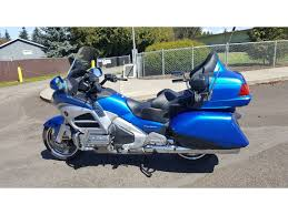 2012 Honda Goldwing Price Honda Gold Wing In Oregon For Sale Used Motorcycles On