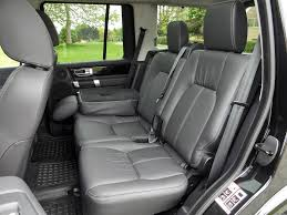 land rover lr4 interior 3rd row comparison nissan pathfinder platinum 2017 vs land rover lr4