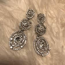 jim earrings 55 jim jewelry swarovski earrings from s closet