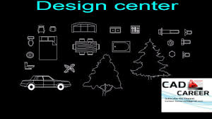 design center cad how to use design center in autocad adcenter command in autocad