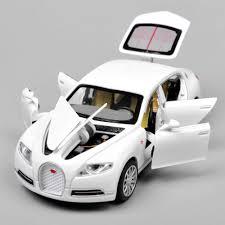 bugatti galibier engine 1 32 scale alloy diecast white bugatti veyron 16c galibier light