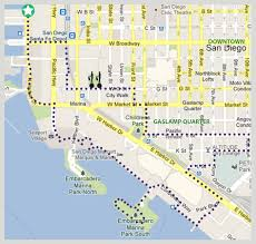Balboa Park San Diego Map by Hillcrest Dmv Project Will Be Discussed Again October 4 Bicycle