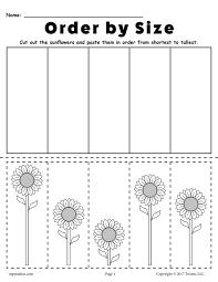 free preschool worksheets and preschool printables
