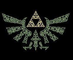 celtic hylian crest by fuzzypop on deviantart