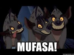 Mufasa Meme - mufasa three hyenas from lion king meme generator