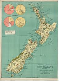 Map New Zealand Products And Industries Of New Zealand 194 Christchurch