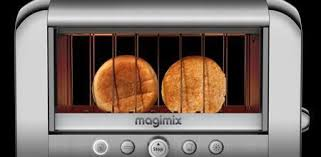 Magimix Toaster See Through Toaster By Magimix Dustbowl