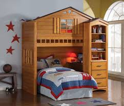 Bunk Bed Fort C Fort Cody Twin Loft Bed Honey Jpg