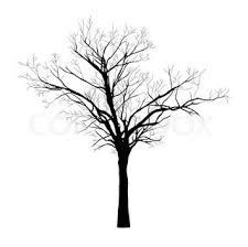 pretty bare branched tree ink worthy