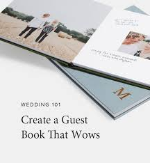 guest books wedding unique wedding photo guest book artifact uprising