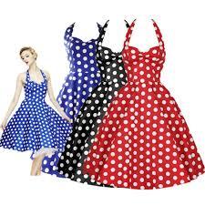 aliexpress com buy women ladies summer retro 50 u0027s pinup swing