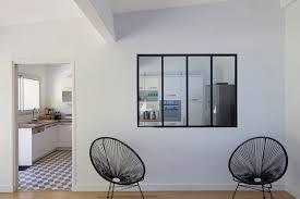 cloison vitree cuisine quel type de cloison verrière atelier d artiste pour quelle pièce