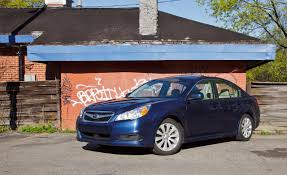 used subaru outback 2010 2010 subaru legacy 3 6r limited road test u2013 review u2013 car and driver