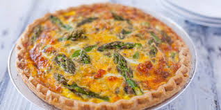 Quiche Recipe Ina Garten Asparagus Cheddar Quiche Recipe Genius Kitchen