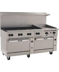 72 u201c inch 8 burner gas range oven convection or standard
