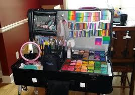 makeup artist station makeup artist kit paint station artist workstation craft n go