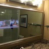 Tv In Mirror Bathroom by Renaissance Raleigh North Hills Hotel 91 Photos U0026 49 Reviews