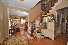 Area Rugs On Hardwood Floors Traditional Entryway With Traditional Area Rug U0026 Oak Floors In