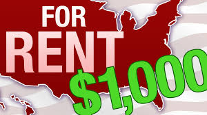 average rent per state what 1 000 in rent gets you in 12 u s cities youtube