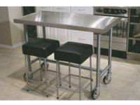 metal kitchen island metal kitchen island inspirational metal kitchen islands for less
