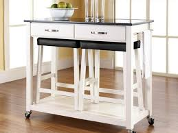 kitchen island 65 solid black granite top kitchen cart island