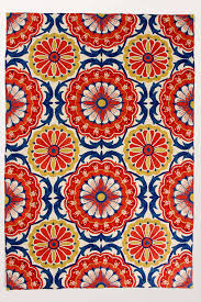 suggest a similar bright u0026 colorful rug u2014 good questions tile