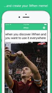 Meme Generator App Iphone - iwhen fresh meme generator on the app store
