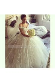 chapel wedding dresses lace the shoulder chapel ivory cap sleeve gown