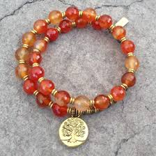 bead bracelet with charm images Sacral chakra jewelry lovepray jewelry jpg