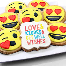 get well soon cookies corso s cookies get well soon cookie gifts