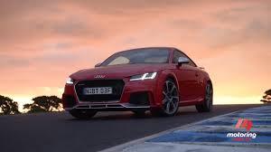 audi ute audi tt rs 2017 local launch motoring com au